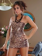 Goddess in Leopard Skin from Raven Riley